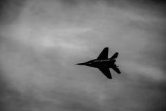 διαθέσιμα αεροσκάφη αγώνα Στοκ Εικόνες