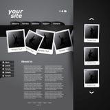 διαθέσιμος ιστοχώρος προτύπων και των δύο eps8 μορφών jpeg Στοκ Εικόνες