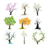 διαθέσιμο διάνυσμα δέντρων απεικόνισης αρχείων Ελεύθερη απεικόνιση δικαιώματος