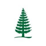 διαθέσιμο διάνυσμα δέντρων απεικόνισης αρχείων Στοκ εικόνες με δικαίωμα ελεύθερης χρήσης