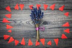 διαθέσιμο διάνυσμα βαλεντίνων αρχείων ημέρας καρτών Διακοσμητικό εκλεκτής ποιότητας υπόβαθρο με την καρδιά Στοκ Φωτογραφία