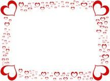 διαθέσιμο διάνυσμα βαλεντίνων αρχείων ημέρας καρτών διανυσματική απεικόνιση