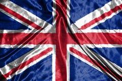 διαθέσιμο διάνυσμα ύφους γυαλιού σημαιών της Αγγλίας σημαία στο υπόβαθρο Στοκ φωτογραφία με δικαίωμα ελεύθερης χρήσης