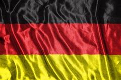διαθέσιμο διάνυσμα ύφους γυαλιού της Γερμανίας σημαιών σημαία στο υπόβαθρο Στοκ φωτογραφίες με δικαίωμα ελεύθερης χρήσης