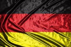 διαθέσιμο διάνυσμα ύφους γυαλιού της Γερμανίας σημαιών σημαία στο υπόβαθρο Στοκ εικόνα με δικαίωμα ελεύθερης χρήσης