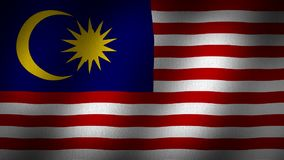 διαθέσιμο διάνυσμα ύφους της Μαλαισίας γυαλιού σημαιών φιλμ μικρού μήκους