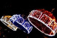 διακοσμήσεις 1 Χριστου&ga Στοκ φωτογραφία με δικαίωμα ελεύθερης χρήσης