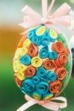 διακοσμημένο αυγό Πάσχας Στοκ Εικόνες