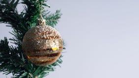διακοσμημένο Χριστούγεννα δέντρο Στοκ Φωτογραφία