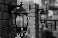 Διακοσμητικά φω'τα Στοκ Φωτογραφία