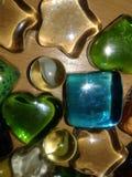 διακοσμητικές πέτρες Στοκ φωτογραφία με δικαίωμα ελεύθερης χρήσης