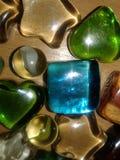 διακοσμητικές πέτρες Στοκ φωτογραφίες με δικαίωμα ελεύθερης χρήσης