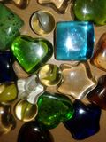 διακοσμητικές πέτρες Στοκ Φωτογραφίες
