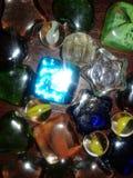 διακοσμητικές πέτρες Στοκ εικόνες με δικαίωμα ελεύθερης χρήσης