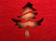 διακοσμητικό δέντρο Χρισ&ta Στοκ Φωτογραφίες