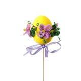 διακοσμητικό αυγό Πάσχας Στοκ Φωτογραφία