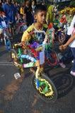 Διακοσμητικό ποδήλατο Στοκ Εικόνες