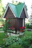 διακοσμητικό σπίτι Στοκ εικόνες με δικαίωμα ελεύθερης χρήσης