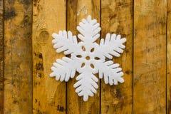 διακοσμητικό snowflake Υπόβαθρο Στοκ φωτογραφίες με δικαίωμα ελεύθερης χρήσης