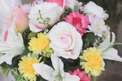 διακόσμηση ανθοδεσμών λουλουδιών Στοκ Εικόνες