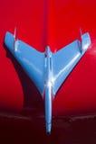 1955 διακόσμηση κουκουλών Chevy Στοκ Εικόνες