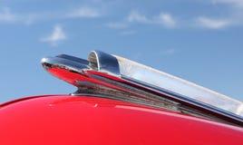 1948 διακόσμηση κουκουλών Chevy Στοκ φωτογραφίες με δικαίωμα ελεύθερης χρήσης