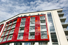 διαμερίσματα σύγχρονα Στοκ Φωτογραφία