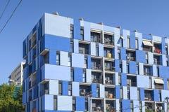 διαμερίσματα σύγχρονα Στοκ φωτογραφία με δικαίωμα ελεύθερης χρήσης