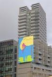 διαμερίσματα σύγχρονα Στοκ Εικόνες