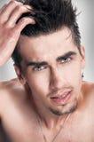 διαμορφώστε το αρσενικό μοντέλο Στοκ Εικόνα