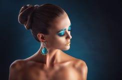 διαμορφώστε makeup στοκ εικόνες με δικαίωμα ελεύθερης χρήσης