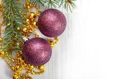 διανυσματικά Χριστούγεννα απεικόνισης καρτών Στοκ εικόνα με δικαίωμα ελεύθερης χρήσης
