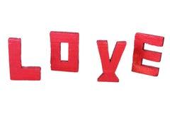 διανυσματική λέξη πλέγματος αγάπης κλίσης Στοκ Εικόνα