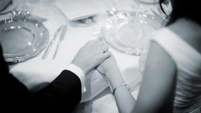 διανυσματικός γάμος απεικόνισης νεόνυμφων νυφών Στοκ Φωτογραφίες