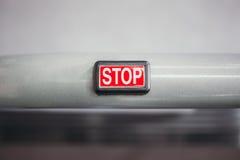 διανυσματικός Ιστός στάσεων κουμπιών καθορισμένος Στοκ Εικόνες