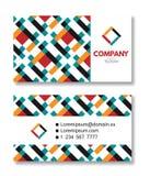 διανυσματικός κόσμος χαρτών κώδικα επαγγελματικών καρτών ανασκόπησης δυαδικός Στοκ Εικόνα