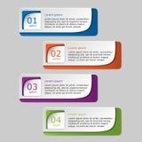 Διανυσματικό infographics Στοκ φωτογραφίες με δικαίωμα ελεύθερης χρήσης