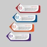 Διανυσματικό infographics Στοκ εικόνα με δικαίωμα ελεύθερης χρήσης