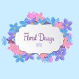 διανυσματικό vesion πλαισίων 0 8 διαθέσιμο eps floral ελεύθερη απεικόνιση δικαιώματος