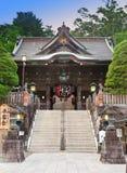 Ιαπωνία Ναός Narita Shinshoji στοκ εικόνα