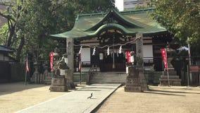 Ιαπωνία Οζάκα απόθεμα βίντεο