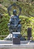 Ιαπωνία Στο νομαρχιακό διαμέρισμα Aomori Ναός Saru Seiryu ναών Στοκ Φωτογραφία