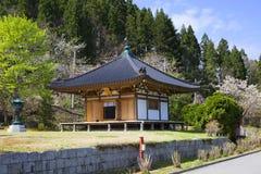 Ιαπωνία Aomori Ναός Seiryu Στοκ Εικόνες