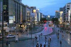 Ιαπωνία: Himeji Στοκ Εικόνα