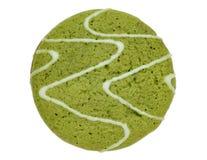 Ιαπωνικά πράσινα γλυκά τσαγιού στοκ φωτογραφία με δικαίωμα ελεύθερης χρήσης