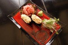 ιαπωνικά σούσια παραδοσ&io Στοκ Εικόνες