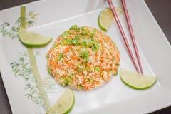 Ιαπωνικά τρόφιμα Yakimeshi Στοκ εικόνες με δικαίωμα ελεύθερης χρήσης