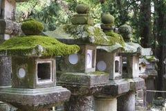 ιαπωνικά φανάρια Στοκ Φωτογραφίες