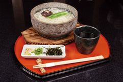 ιαπωνικά noodles Στοκ φωτογραφία με δικαίωμα ελεύθερης χρήσης