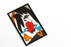 Ιαπωνικές κάρτες παιχνιδιού Στοκ φωτογραφίες με δικαίωμα ελεύθερης χρήσης